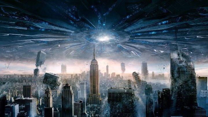 День независимости (1996, Фантастика, боевик, приключения) перевод Андрей Гаврилов
