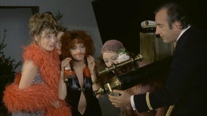 Слишком красивые, чтобы быть честными (Испания, Италия, Франция 1972) Комедия, Криминал