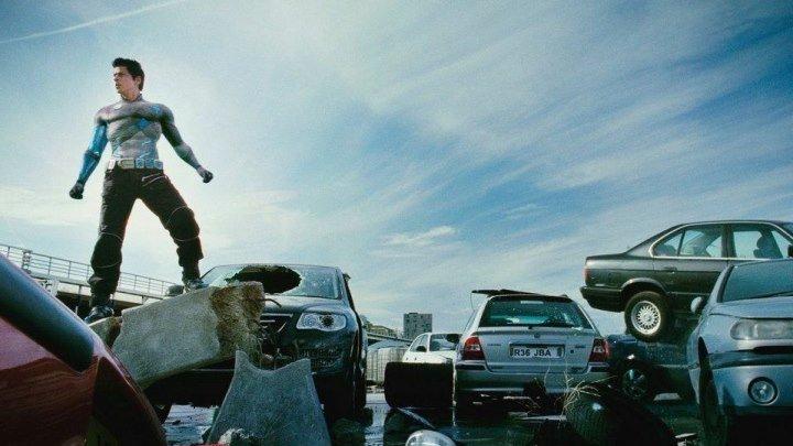 Фильм Случайный доступ Боевик, Приключения, Фантастика.2011