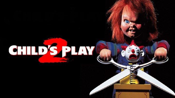 Детские игры 2 / Child's Play 2 (1990, Ужасы, фэнтези)