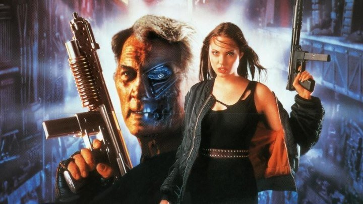 Киборг 2: Стеклянная тень / Cyborg 2: Glass Shadow (1993, Фантастика, боевик, триллер)
