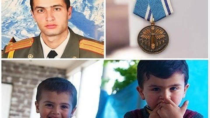Герой апрельской войны капитан Овсеп Киракосян ценой своей жизни спас 25 солдат.