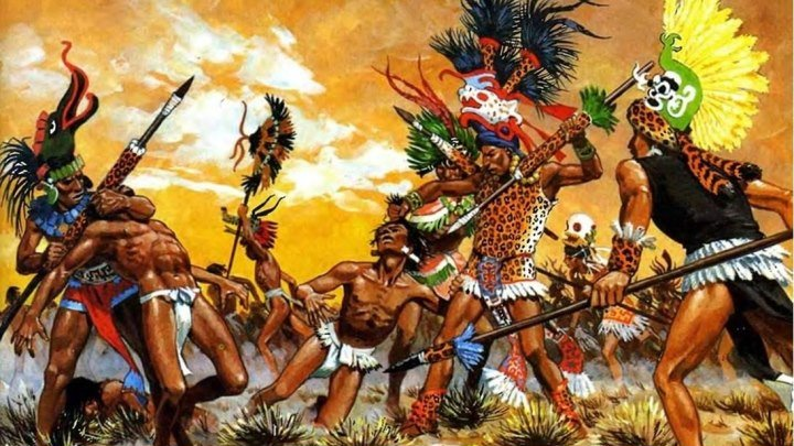 Как создавались империи (2006-2007) Майя