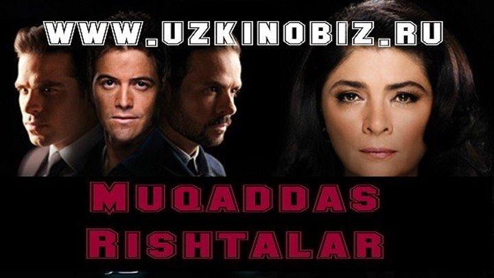 """Meksika seriali """"Muqaddas rishtalar"""" 5-qism (Uzbek tilida www.uzkinobiz.ru)"""