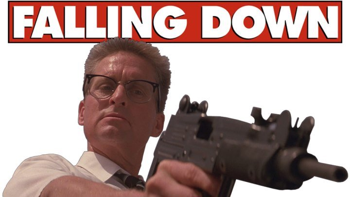 С меня хватит! / Falling Down (США 1993 HD) 16+ Триллер, Драма, Криминал