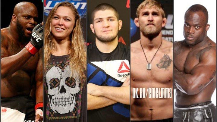 ★◈ℋტℬტℂTℕ ℳℳᗩ◈ Хабиба Нурмагомедова беспокоит слава чемпиона, Ронда Роузи намекнула на возвращение в UFC ★