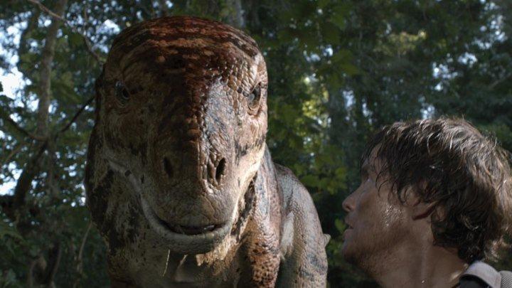 """Фильм """" Проект: Динозавр """" ."""