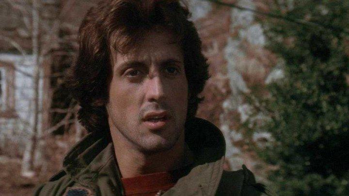 Рэмбо: Первая кровь 1982 боевик, приключения