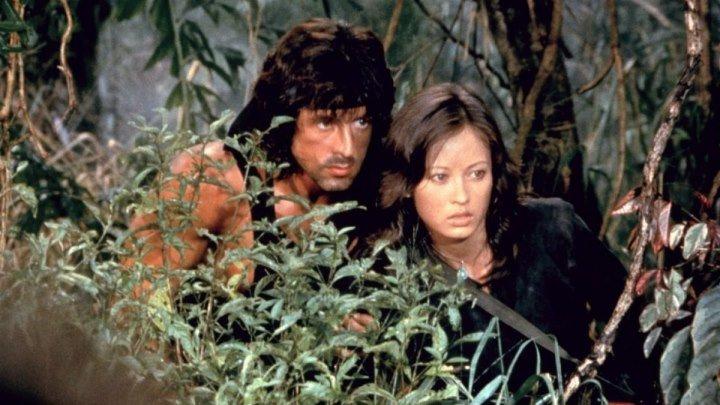 Рэмбо: Первая кровь 2 1985 боевик, триллер, приключения, военный