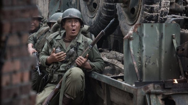 Западный фронт (2015).HD (боевик, комедия)