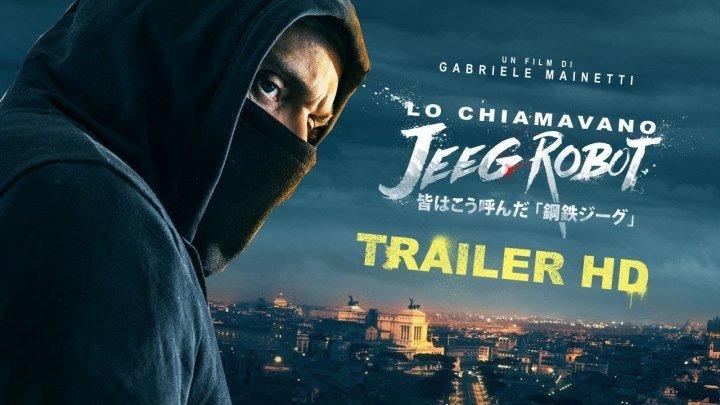 Меня зовут Джиг Робот (2015) HD(фантастика, боевик, триллер, драма, комедия)
