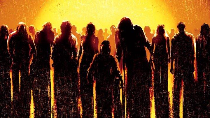 Рассвет мертвецов (2004, Ужасы, фантастика, боевик) перевод Андрей Гаврилов