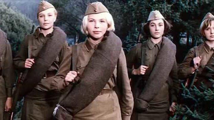 Фильм = А Зори Здесь Тихие. (1972) FULL HD
