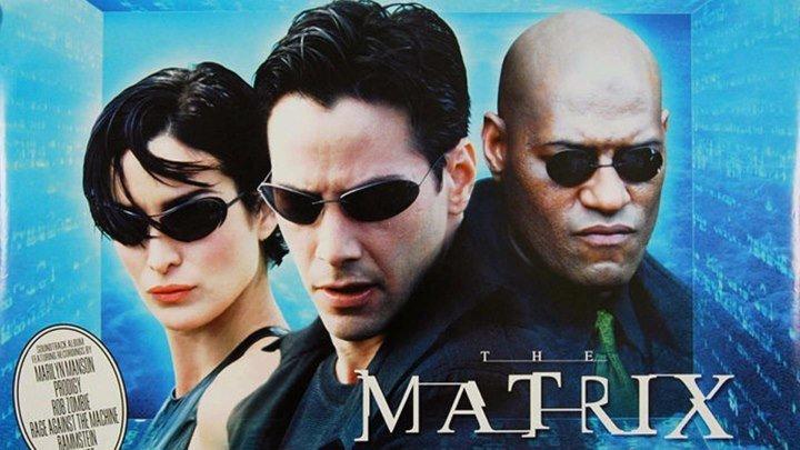 Матрица / The Matrix (1999, Фантастика, боевик) перевод Андрей Гаврилов