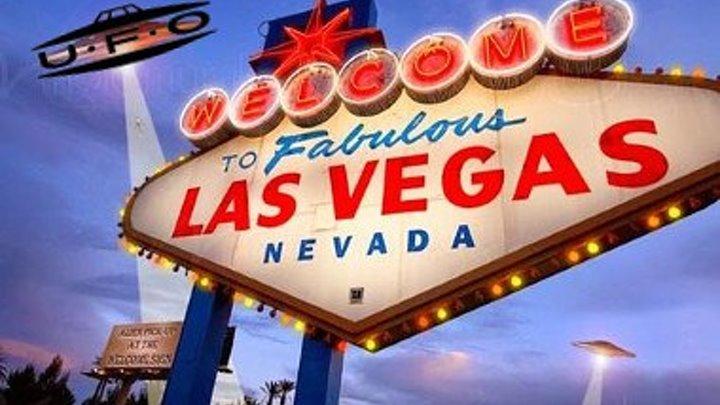 """:: Шоу """"UFOs"""". :: Исполняет группа дронов :: Лас-Вегас - ждёт Вас !!!"""