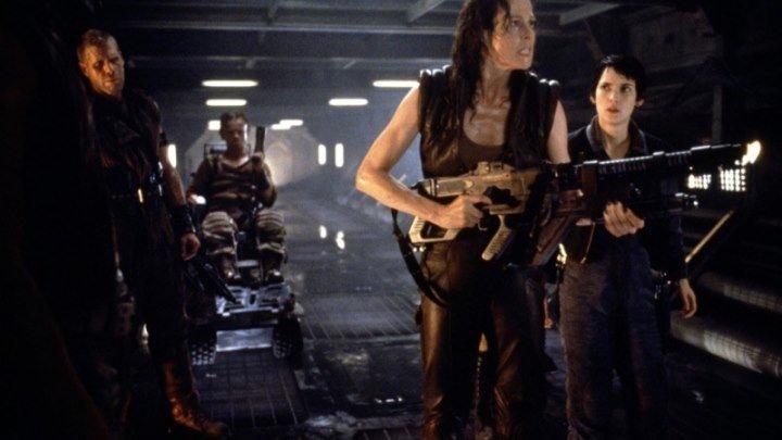 Чужой 4. Воскрешение (1997).