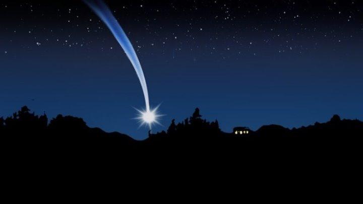 Человек со звезды (фантастическая мелодрама Джона Карпентера с Джеффом Бриджесом и Карен Аллен)   США, 1984