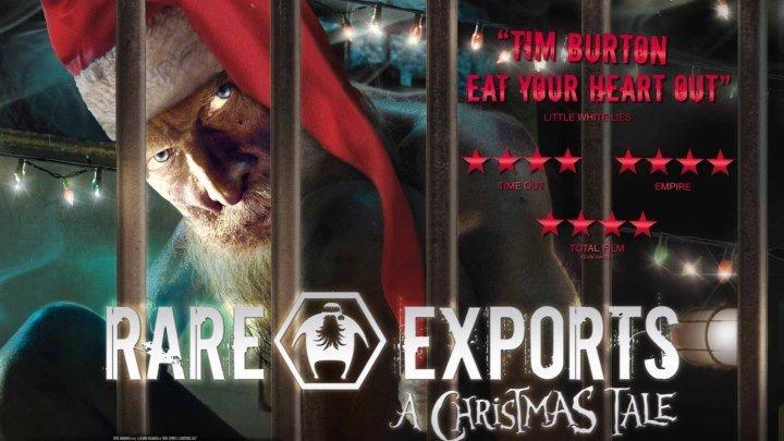 Санта на продажу / Rare Exports (2010, Ужасы, фэнтези, приключения)