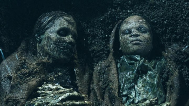 Мешок с костями (2011) 2 серия Стивен Кинг ужасы. драма