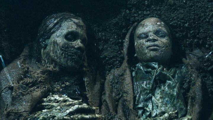 Мешок с костями / Bag of Bones (2011, Ужасы, драма, детектив)