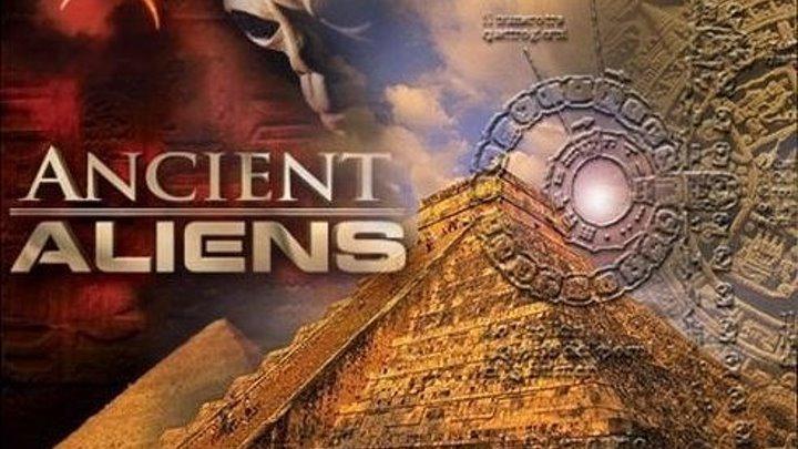 Древние пришельцы (2014) Пришельцы и супергерои
