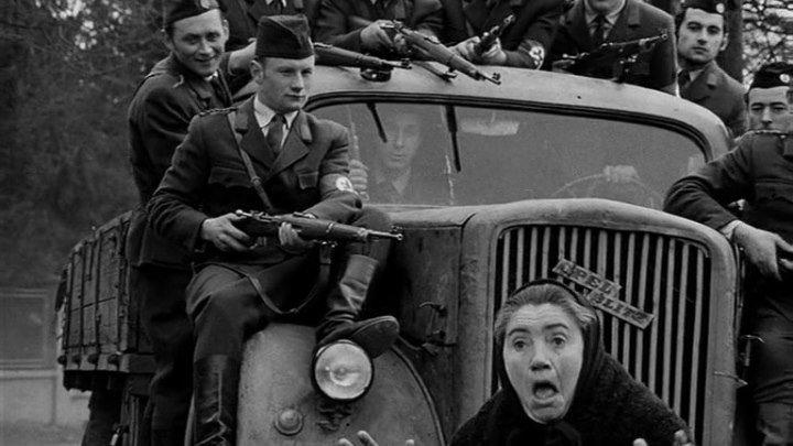 Если бы у меня было ружье (Чехословакия 1971) Военная драма, Трагикомедия