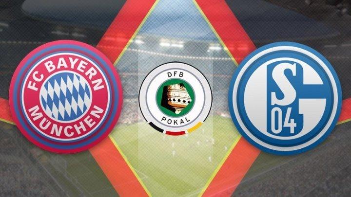 Бавария 3:0 Шальке | Кубок Германии 2016/17 | 1/4 финала | Обзор матча