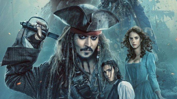 Пираты Карибского моря: Мертвецы не рассказывают сказки Official Trailer # 3 энглиш