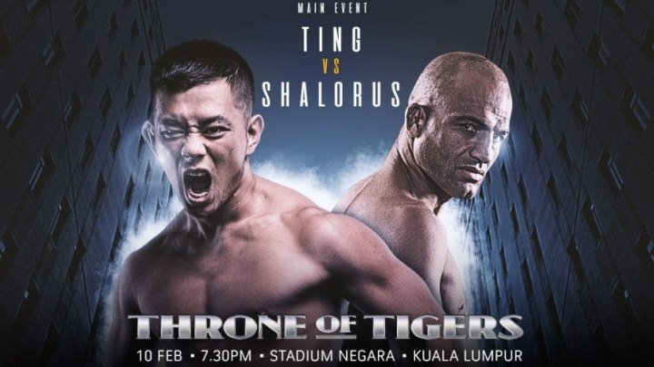 ONE Championship 52: Throne of Tigers (10.02.2017)