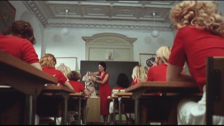 Сестрички нимфоманки Юлия и Йетта (Швейцария 1982 HD) 18+ Комедия, Эротика