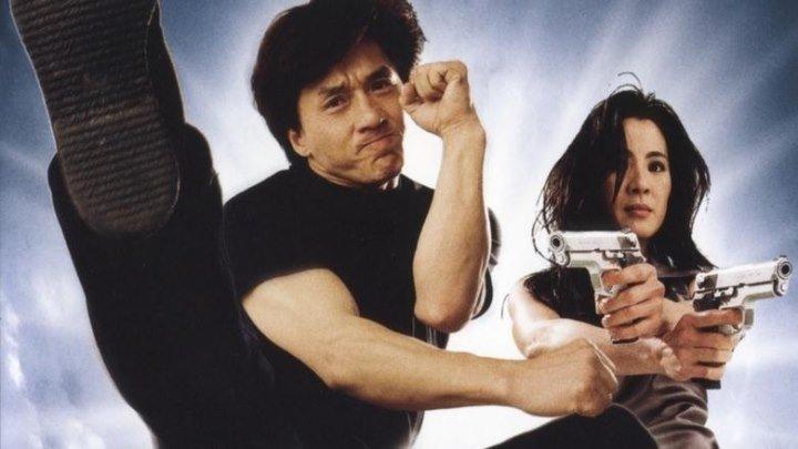 Полицейская история 3: Суперполицейский (комедийный боевик с Джеки Чаном) | Гонконг, 1992