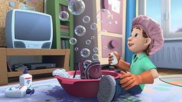 Фиксики - Микробы _ Познавательные мультики для детей
