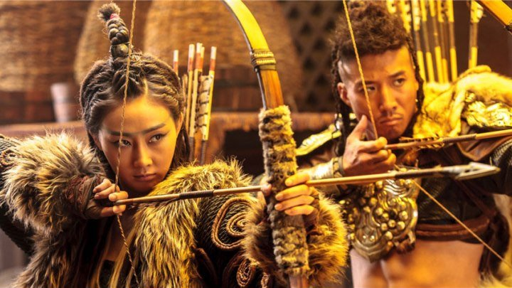Меч дракона HD(боевик, драма, приключения, история)2015