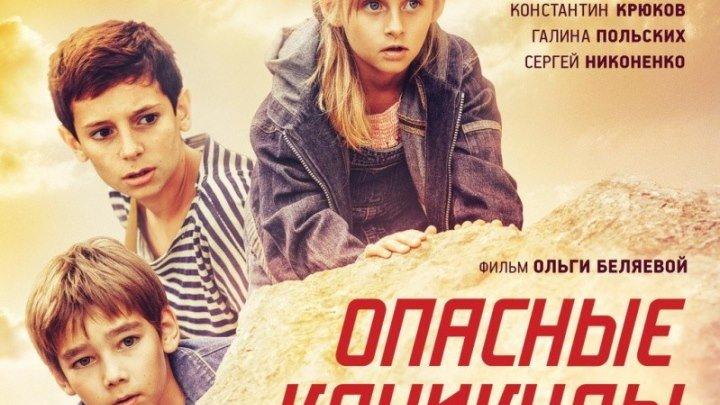 Фильм ОПАСНЫЕ КАНИКУЛЫ (Семейный, детектив, 18+) HD
