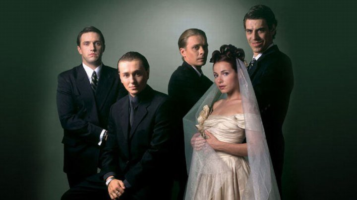 Бригада. 3 Серия (2002) @ Русские сериалы