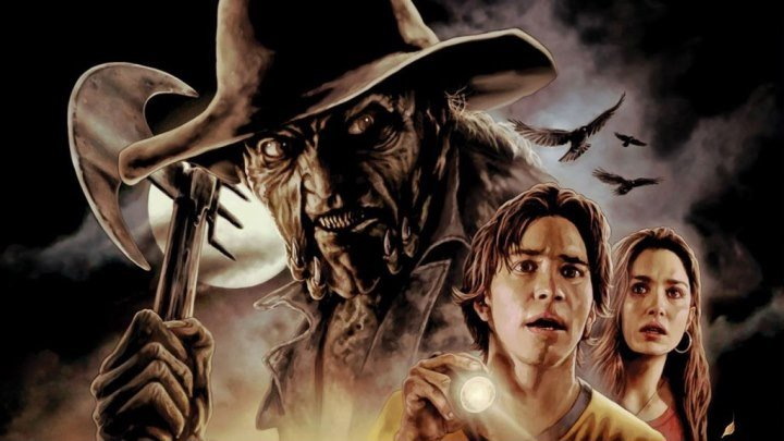 Джиперс Криперс / Jeepers Creepers (2001, Ужасы, триллер)