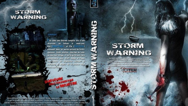 Штормовое предупреждение / Storm Warning (2007, Ужасы, триллер)