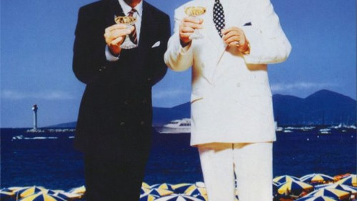 супер комедия_Отпетые мошенники ( HD1О8Ор) • Комедия _ 1988г • Майкл Кейн