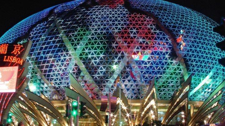 8 Китай , октябрь , 2009 фильм 8 Макао (часть3)