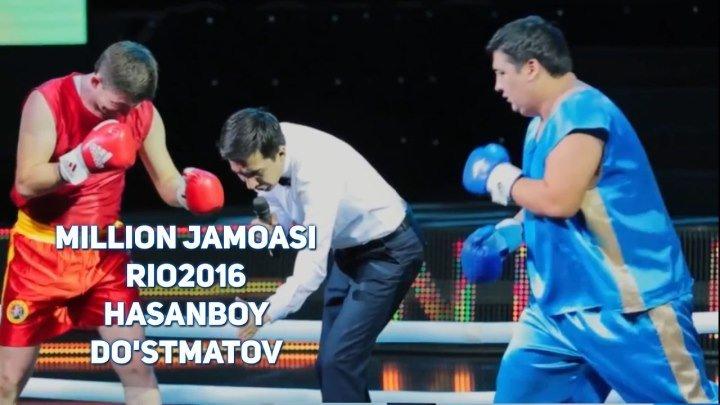 Million jamoasi - RIO Hasanboy Do'stmatov
