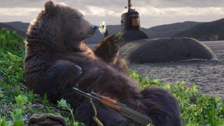 Россия! — царство тигров, медведей и вулканов (Россия, Германия 2011 ᴴᴰ) Документальный