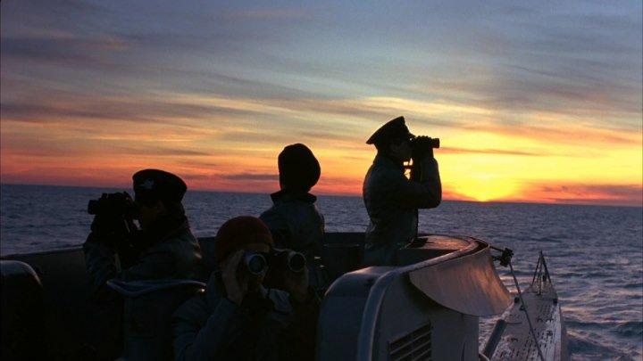 Подводная лодка [полная режиссерская версия из 6 серий] драма, военный (1985 HD)