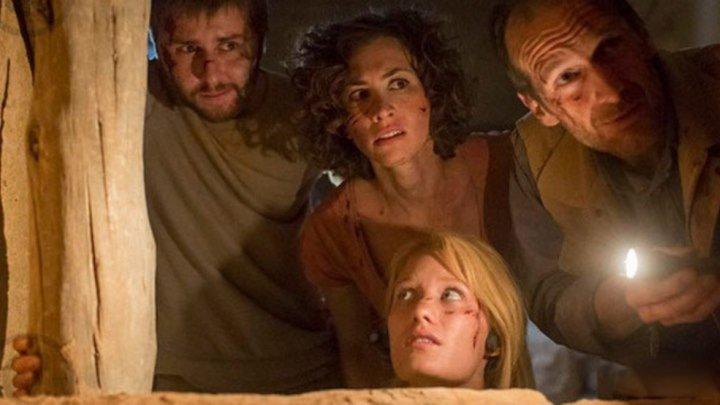 Пирамида 2014 ужасы, боевик, триллер, приключения