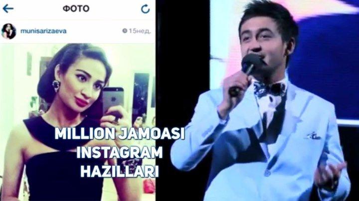 Million jamoasi - Instagram hazillari
