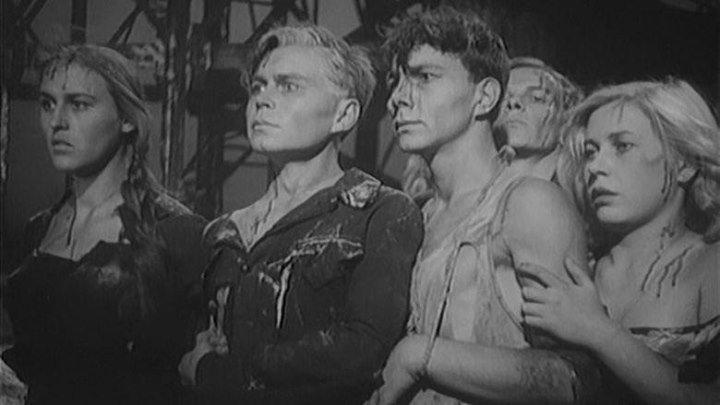 Молодая гвардия 2-я Серия HD(1948) Драма,Военный