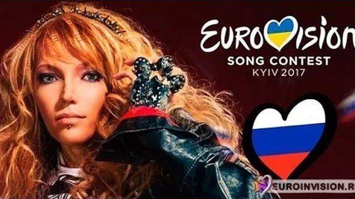 Россию на Евровидении-2017 представит Юлия Самойлова - Julia Samoilova Russia at Eurovision-2017