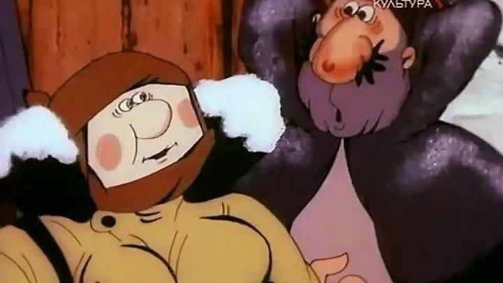 Ишь ты, Масленица! Советские мультфильмы-сказки в HD качестве