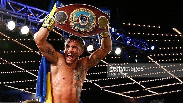Василий Ломаченко - лучший боксер планеты в 2016 году