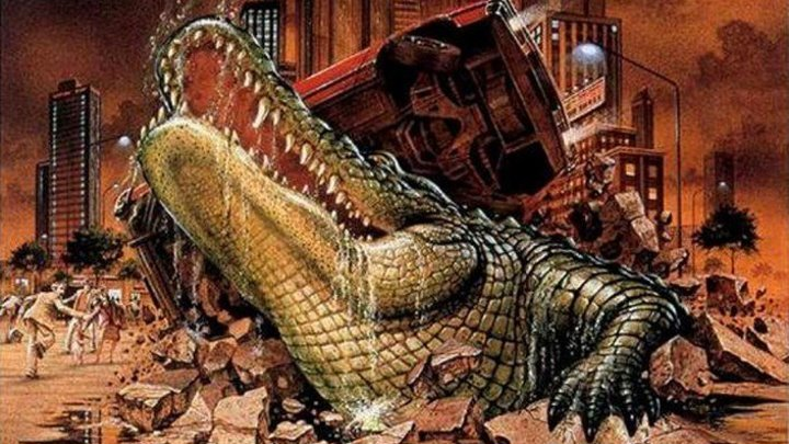 Аллигатор (фильм ужасов) | США, 1980