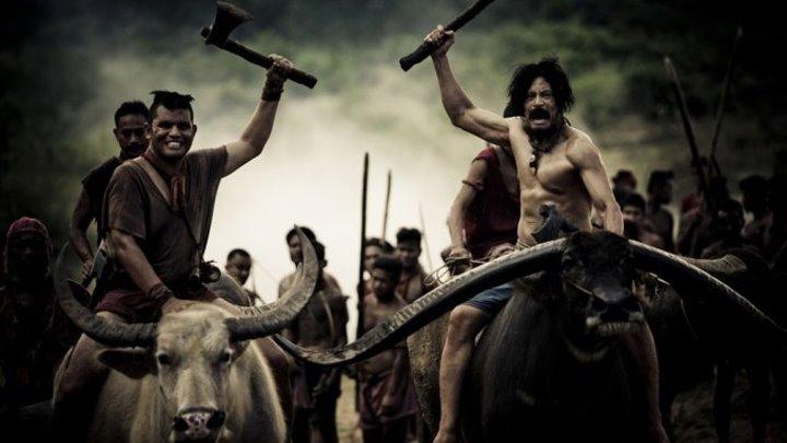 Воины джунглей 2. боевик, приключения, военный
